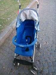 Cochecito Paraguita Infanti Impecable!!!!