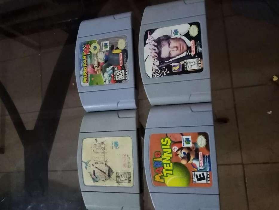 Nintendo 64 Juegos Originales Super Nes