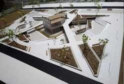 Maqueta Arquitectura Estudiante Colegio