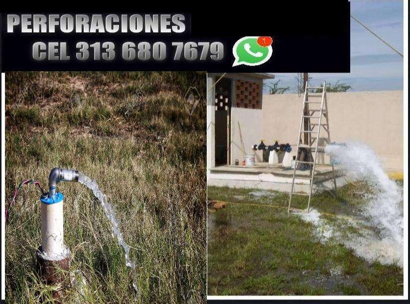 Perforación de pozos Estudios geoelectricos agua subterránea