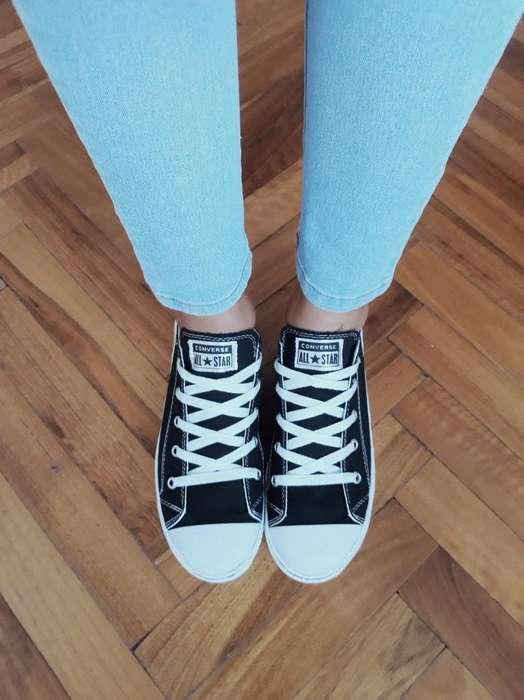 Zapatillas Negras Converse Chuck Taylor