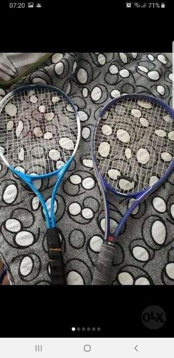 Raquetas de Tenis Wilson Y Edge