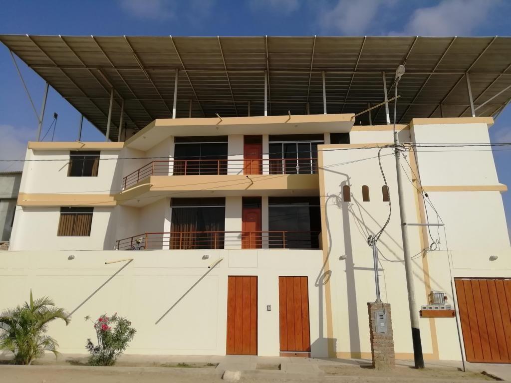 Departamento cerca de Upao, Innova y Udep en 2do piso de tres habitaciones