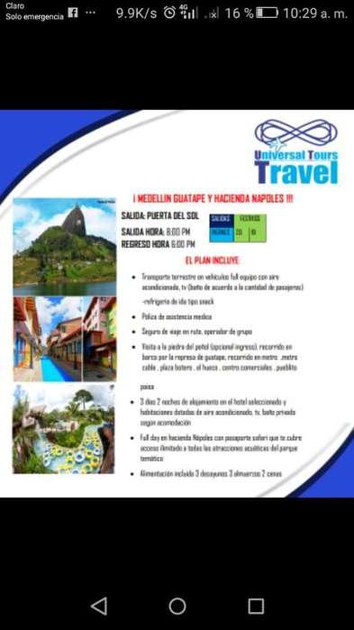 Planra Tus Vacaciones Nacional E Interna