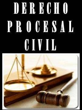 Derecho Procesal Civil o Teoría General del Proceso UNC o UCC.