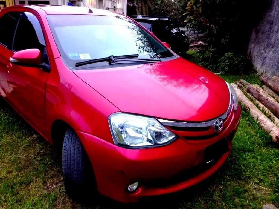 Toyota Etios 2014 - 73000 km