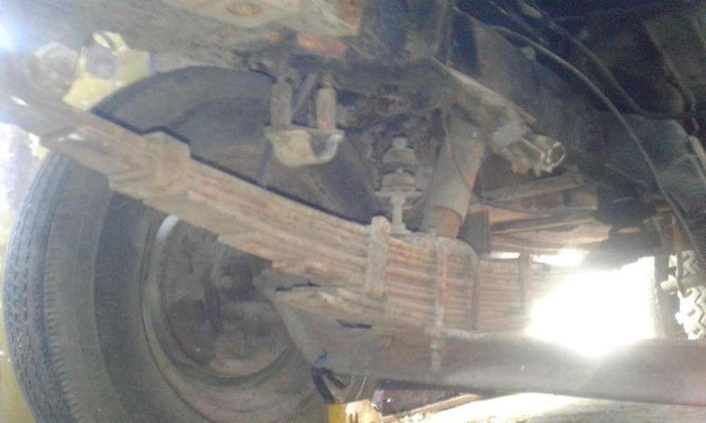 par elasticos delanteros mbenz 608 reforzados