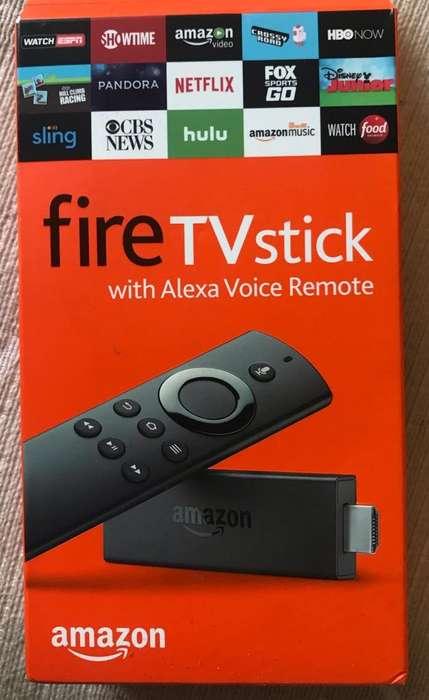 Amazon FireTV Stick Hdmi con Alexa