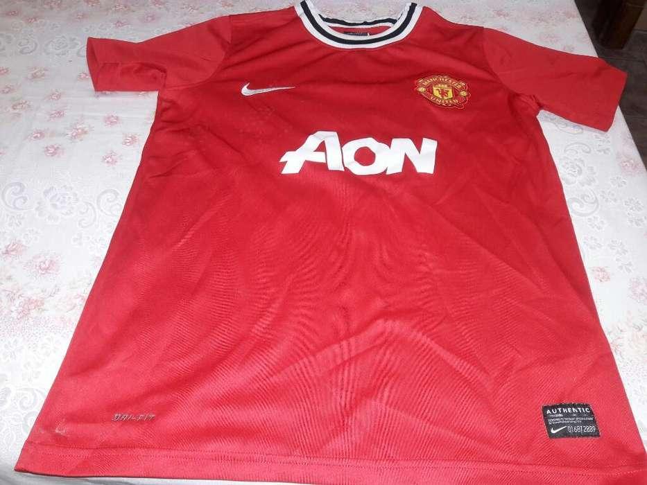 Oferta Remera Manchester United Original