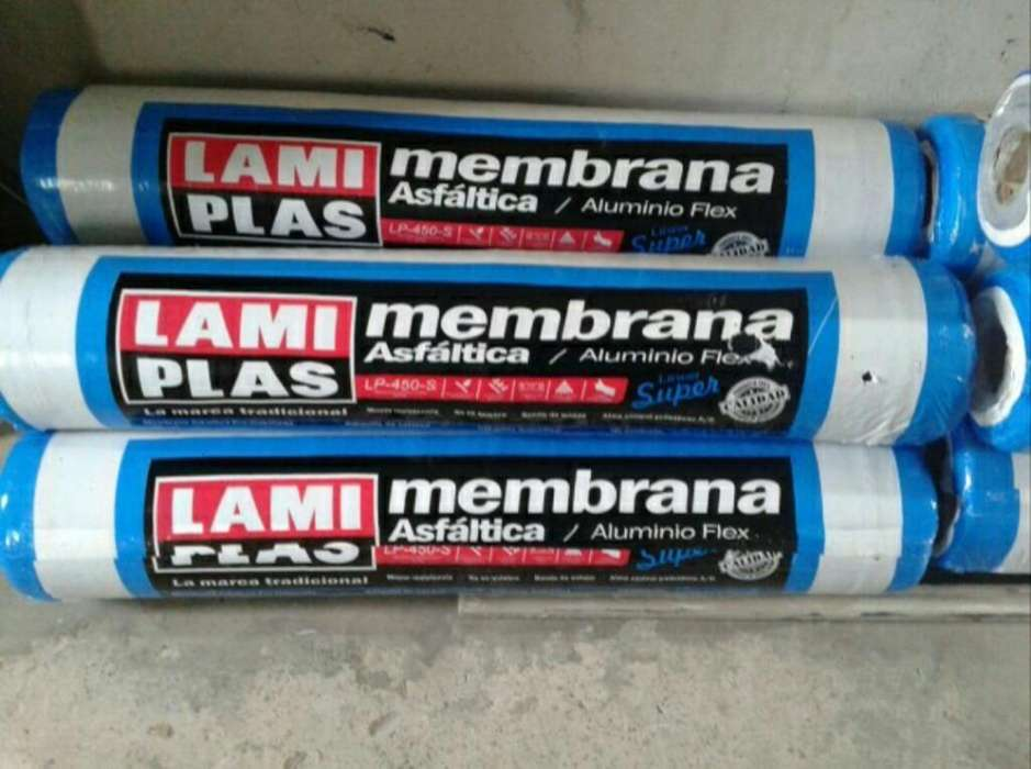 Membrana Lamiplast 40kg