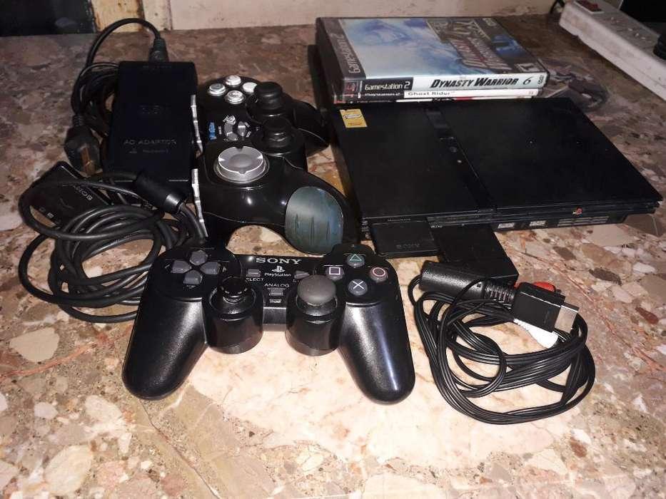 Play Station 2 Chispiada