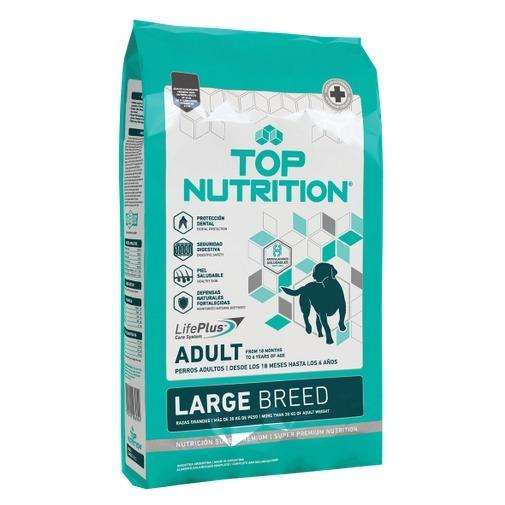 Top Nutrition Adulto Large x 18kg