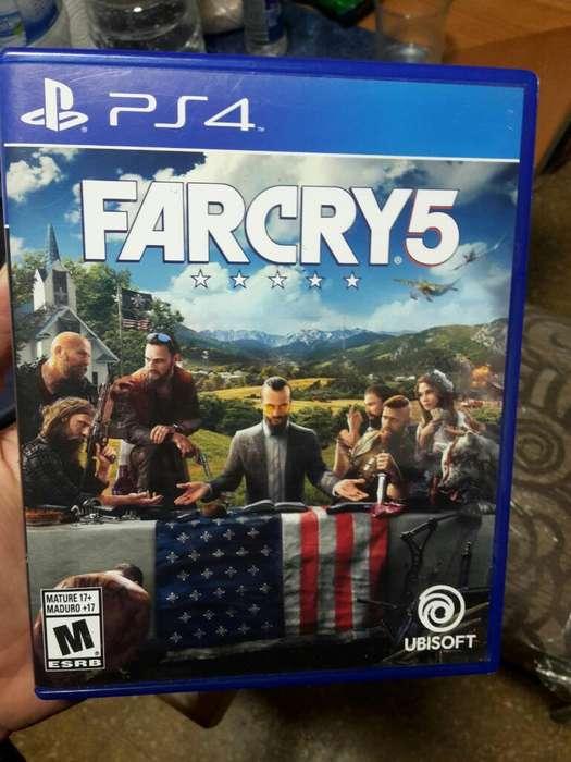 Vendo Far Cry 5