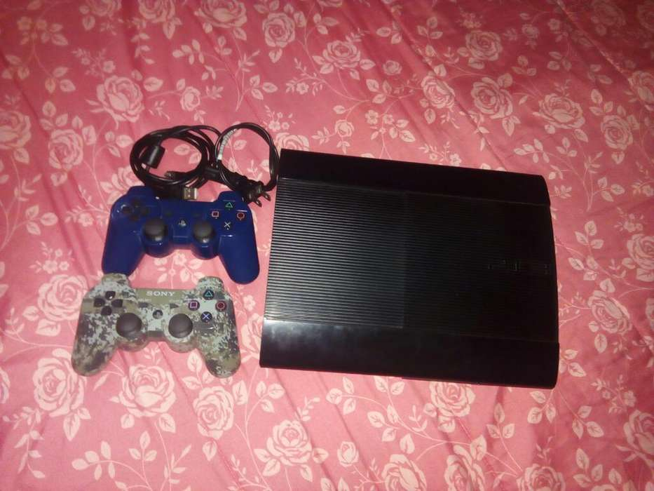 Se Vende Play 3 Perfecto Estado 18 Pelic