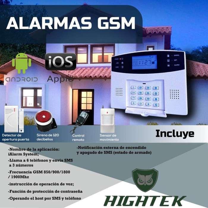ALARMA GSM /ALARMA IMNALAMBRICA
