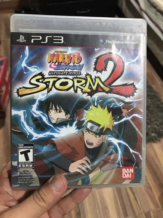 Naruto Storm 2 Ps3
