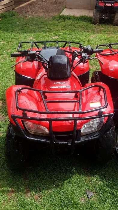 Cuatrimotos HONDA 250cc
