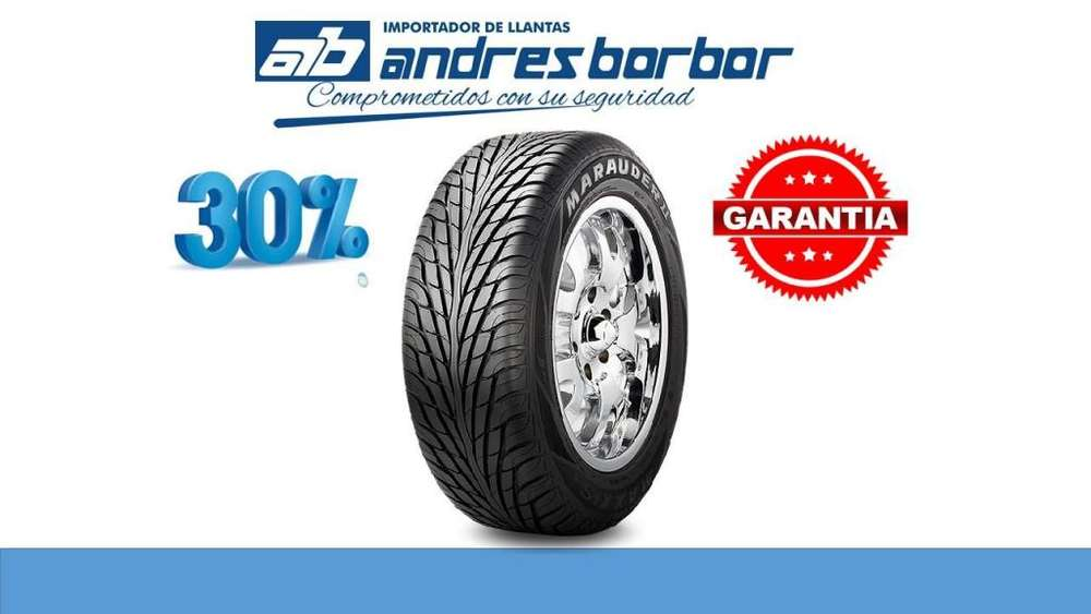 LLANTA MAXXIS MS2 MERCESDES BENZ BMW AUDI FORD <strong>chevrolet</strong> JAC GREAT WALL