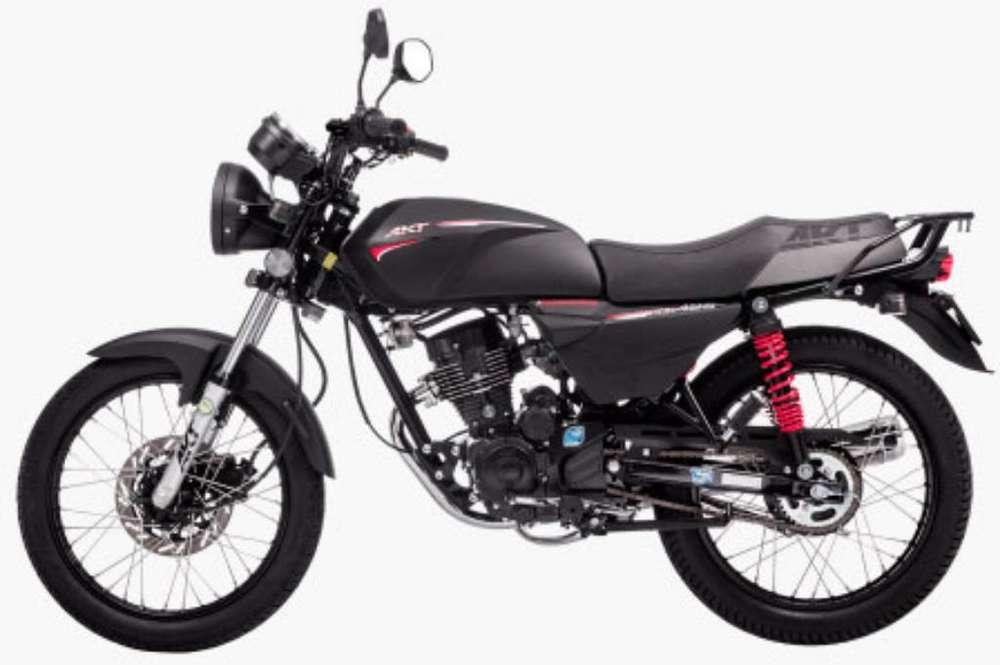Alquiler de Moto Cc125