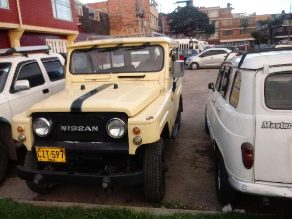 Nissan Otros Modelos 1978 - 200000 km
