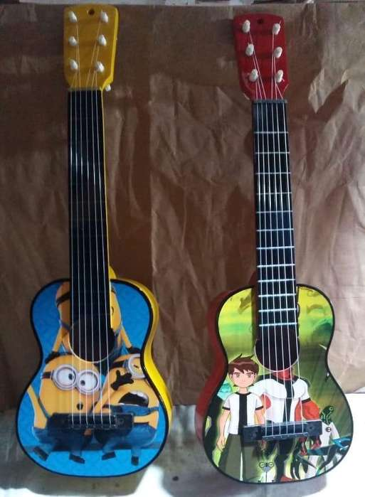 Guitarras para Niños!!
