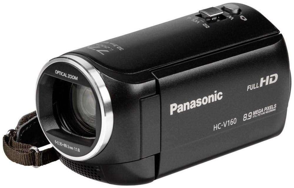 Videocámara Full HD Panasonic HCV160