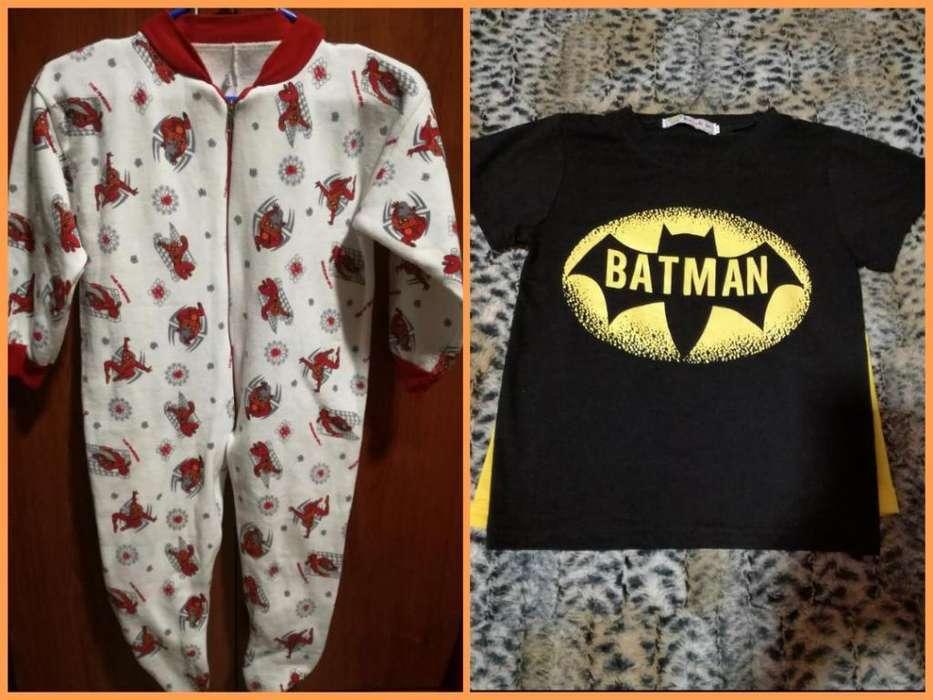 Pijama Más Polo con Capa por 25 Soles
