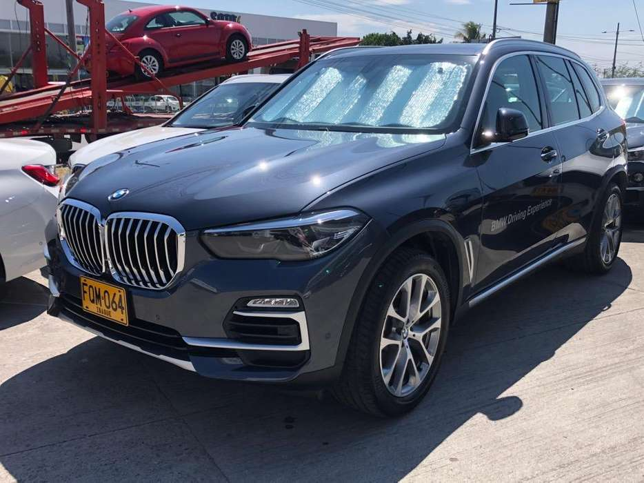 <strong>bmw</strong> X5 2019 - 4800 km