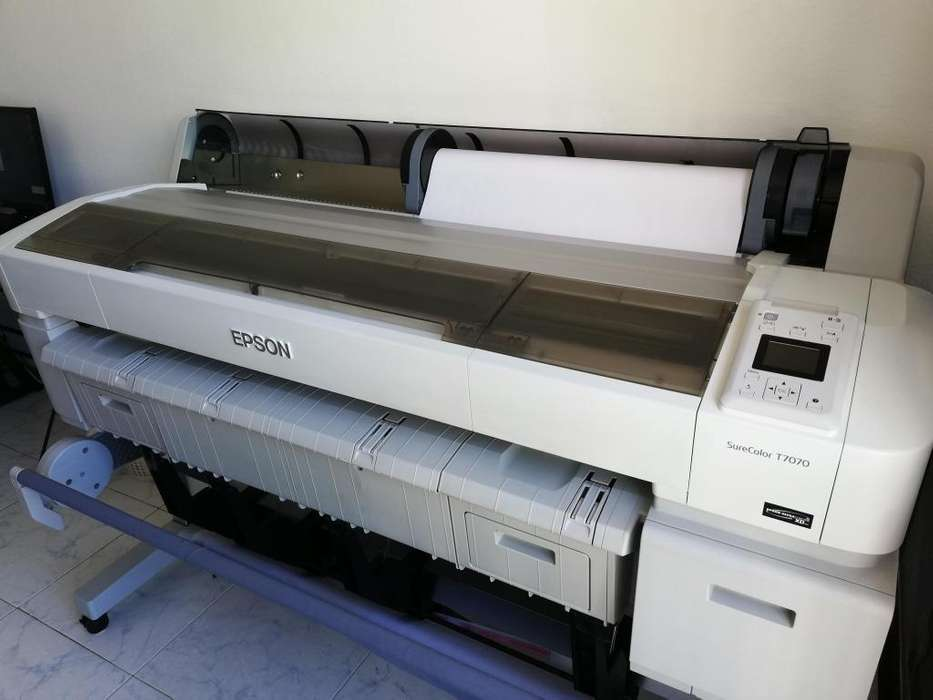 Plotter EPSON T7070 Impresión a Gran Formato 6.000.000 Negociables