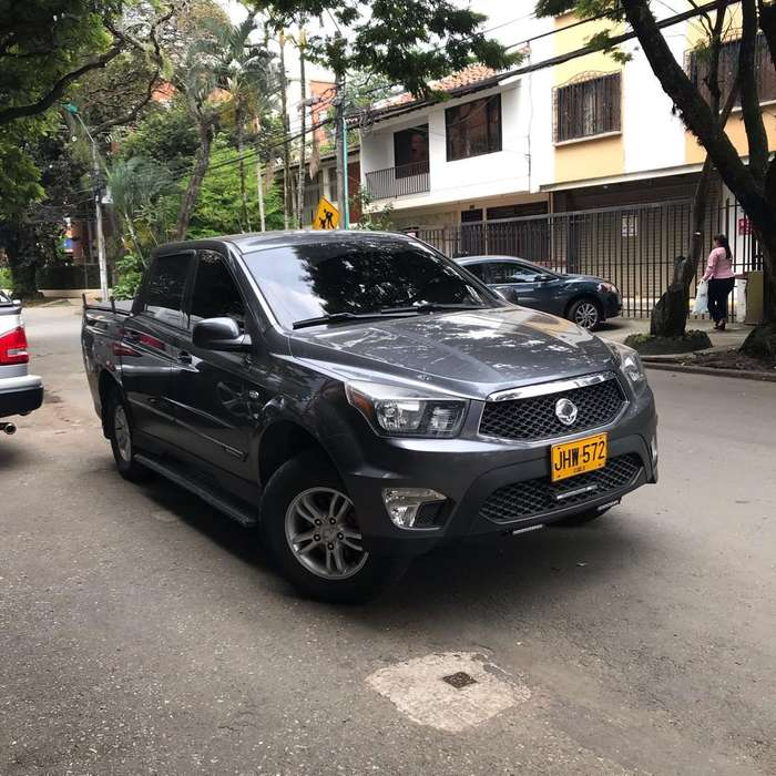 Ssangyong Actyon 2016 - 35000 km