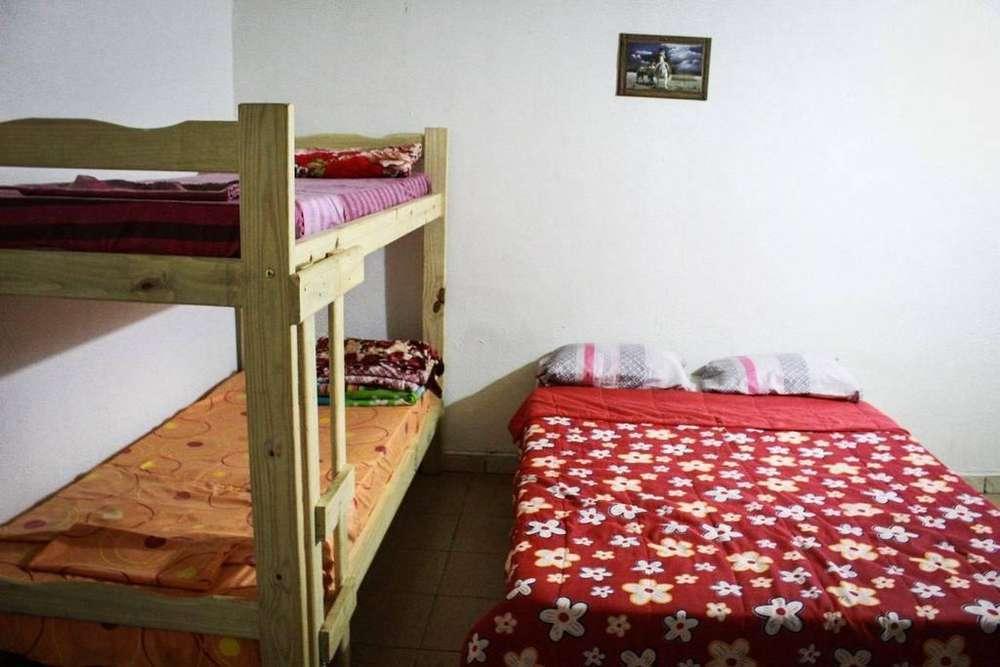 an76 - Hostel para 1 a 4 personas en Puerto Iguazú