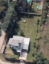 Terreno con construcción70 mts2