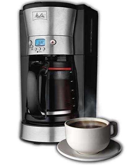 Cafetera Melitta 46893 Cafetera de 12 tazas