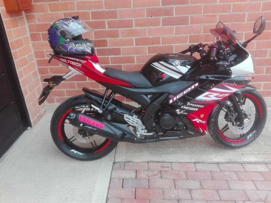 MOTO <strong>yamaha</strong> R15 V2 ZIPAQUIRA