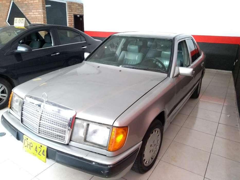 <strong>mercedes-benz</strong> Clase E 1987 - 185000 km