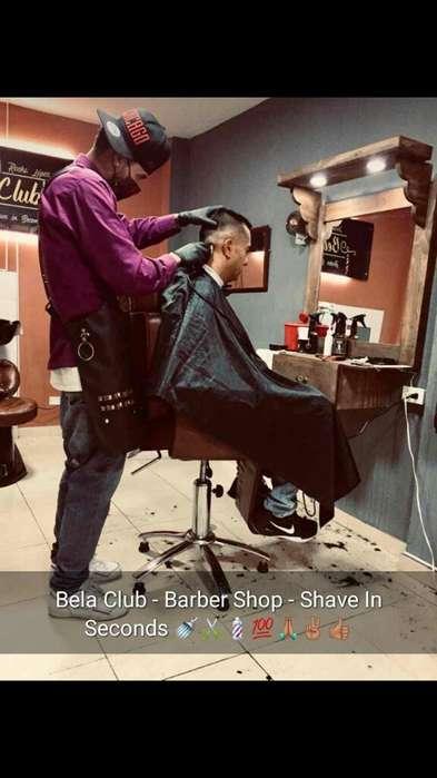 Buscó Trabajo de Barbero Dos Quebradas
