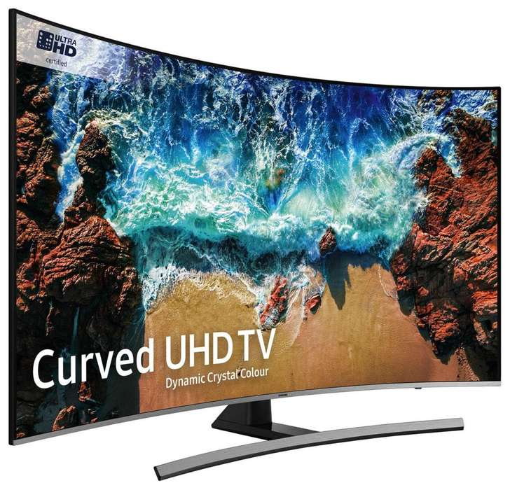 <strong>televisor</strong> SAMSUNG CURVED 55NU8500 UHD 4K SMART TV
