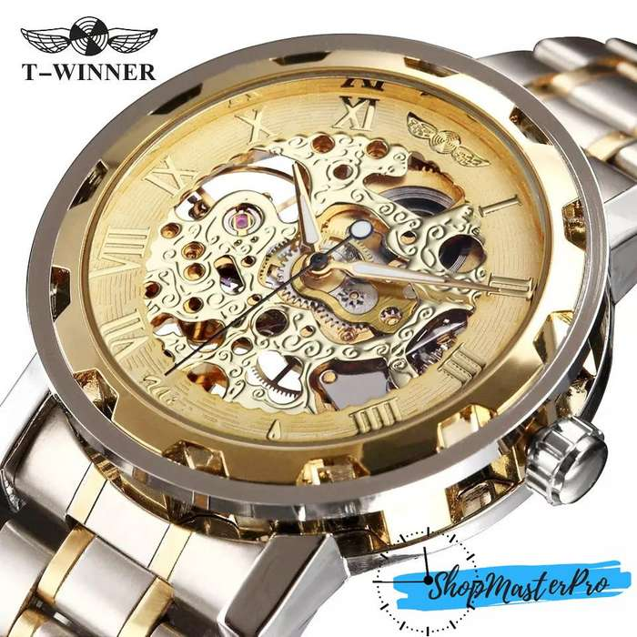 Reloj para Hombre AUTOMATICO WINNER