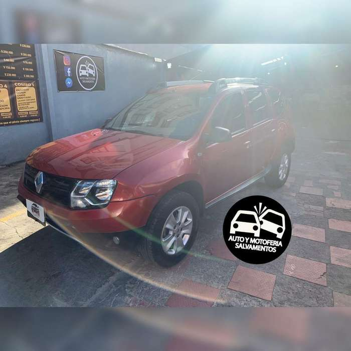 Renault Duster 2017 - 46000 km