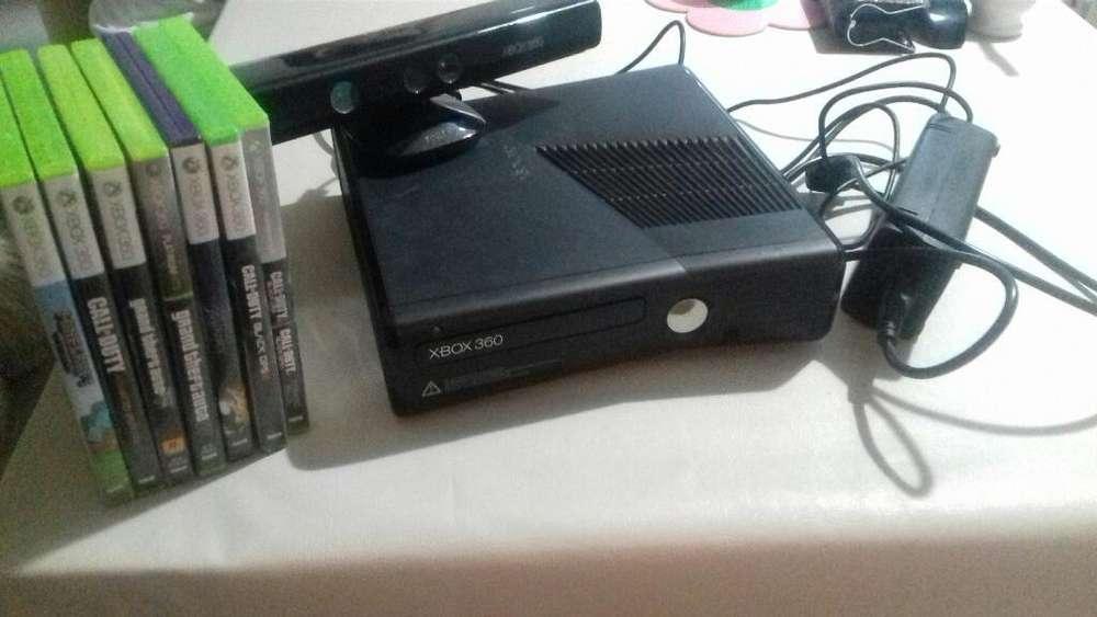 Vendo Xbox 360 de 250 Gb Mas Juegos
