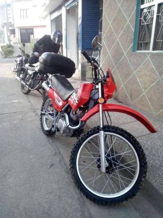 Hermosa Honda Xlr 125 Modelo 98