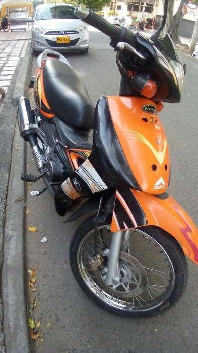 Moto Auteco Kimco 125r M.2007