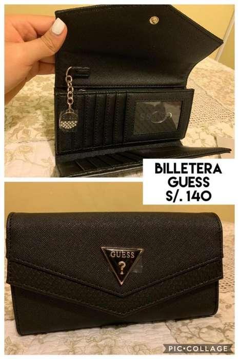 7bea6386a Billetera Guess Original segunda mano   31 ofertas de ocasión