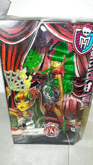 Imperdible Muñeca Monster High