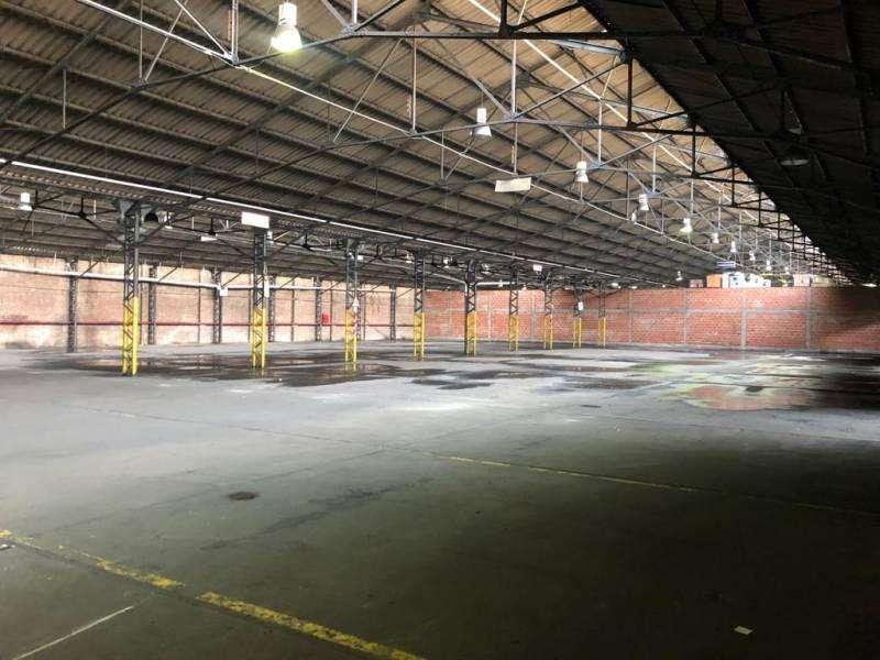 Edificio industrial - Alquiler