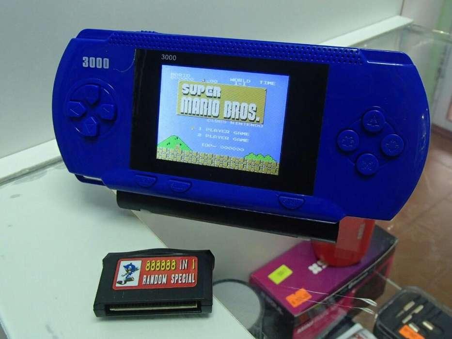 Consola Portatil Retro 8-bit
