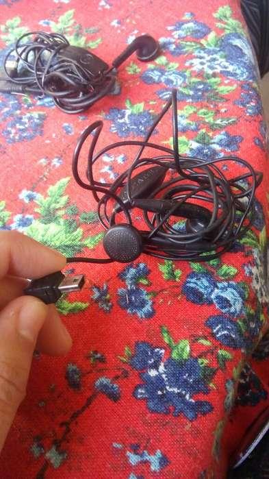 Vendo Auriculares Marca Alcatel