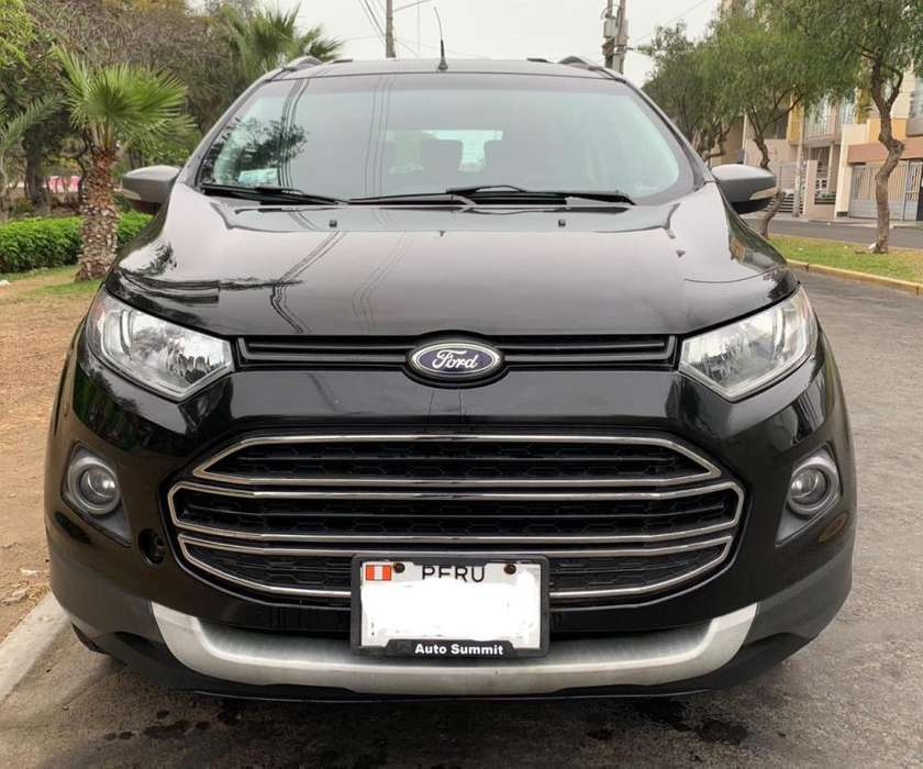 <strong>ford</strong> Ecosport 2013 - 91000 km
