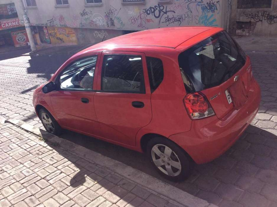 Chevrolet Aveo 2011 - 127000 km