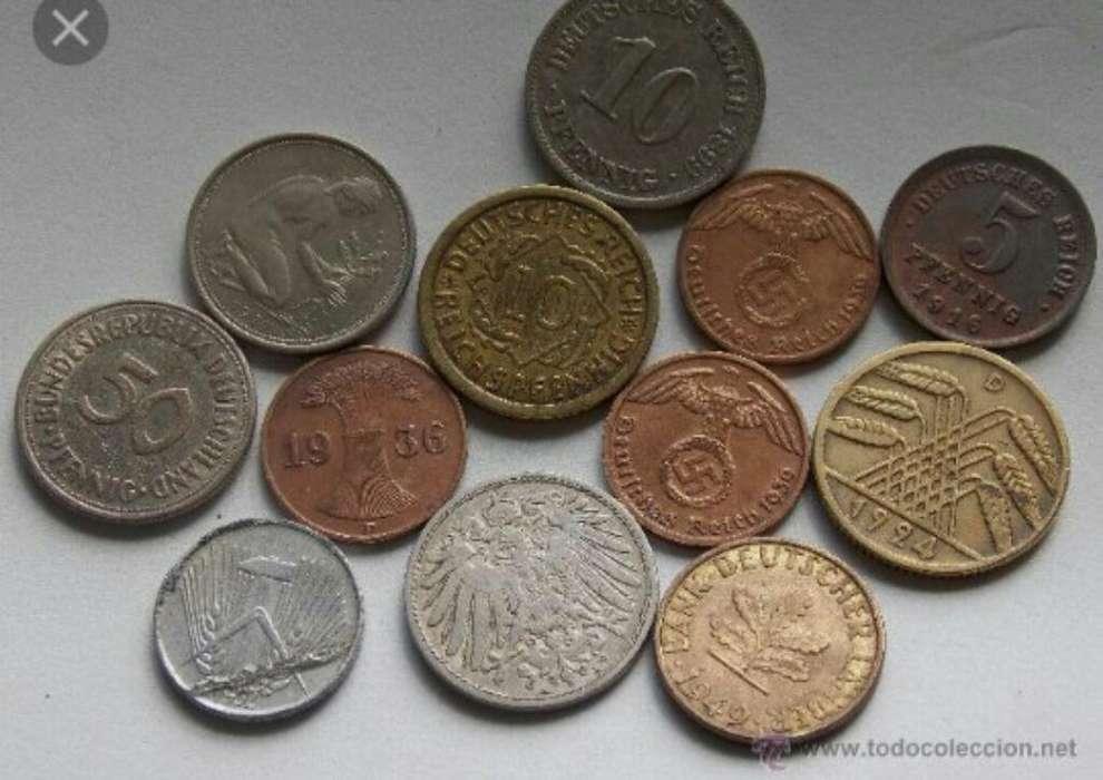 Qlguien Que Compre Monedas Antiguas 60 M